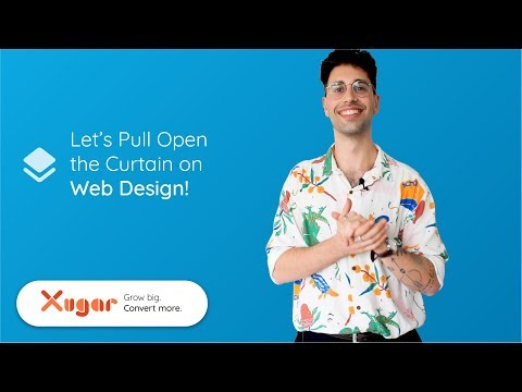 Let's Pull Open the Curtain on Web Design! | UX Design - YouTube