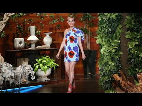 Katy Perry Talks Her New Look and New Endeavors