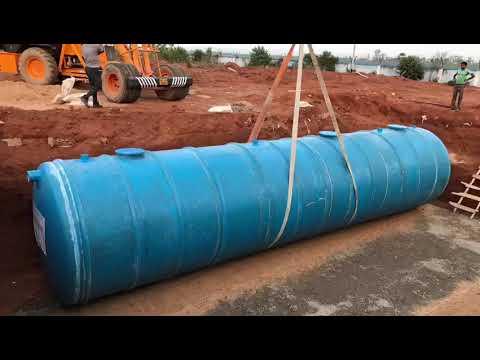 10 Kld Wastewater Treatment Plants