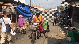 Ratusan Pedagang di Jalan Blimbing Bersiap Direlokasi ke Lapangan Sorogenen
