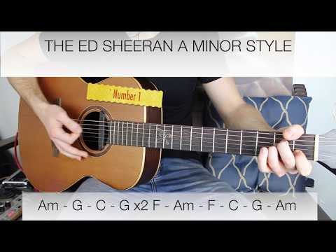 8 Chord Progressions in A minor you will Love
