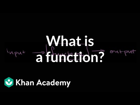A thumbnail for: Functions