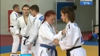 Мастер-класс для тренеров по дзюдо провёл в Иркутске чемпион Европы Патрик Ру
