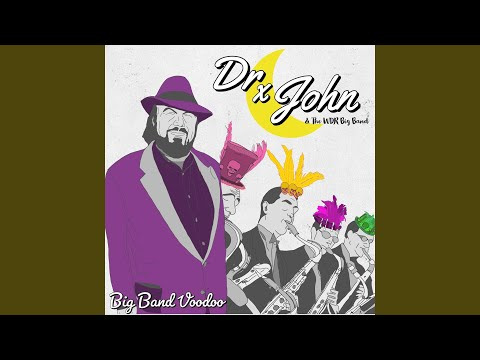 My Indian Red online metal music video by DR. JOHN