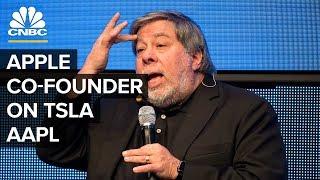 Apple Co-Founder Steve Wozniak Doesn't Track AAPL