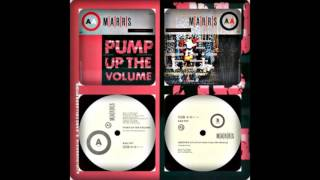 Gambar cover M.A.R.R.S : PUMP UP THE VOLUME THE REMIX 1987