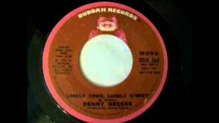 Denny Greene - Lonely Town, Lonely Street (1973)