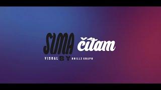 SIMA - Čítam (prod. Gajlo) |LYRICS VIDEO|