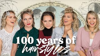 100 Years Of Hairstyles - Kayley Melissa