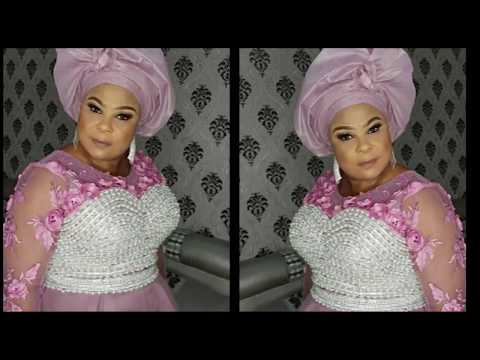 Wale Adenuga Productions celebrates Ace Actress, Sola Sobowale a.k.a TOYIN TOMATO!
