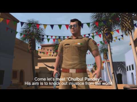 Vídeo do Being SalMan:The Official Game