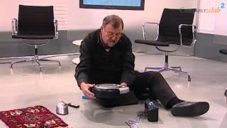 Sichler Staubsaugerroboter PCR-2350 LX bzw. Saugroboter