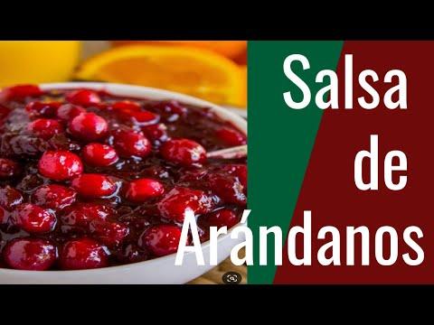 Salsa de Arándanos / CRANBERRY SAUCE