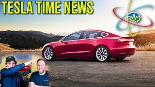 Tesla Time News - Model 3 AWD & Performance Editions Announced! - Video Youtube
