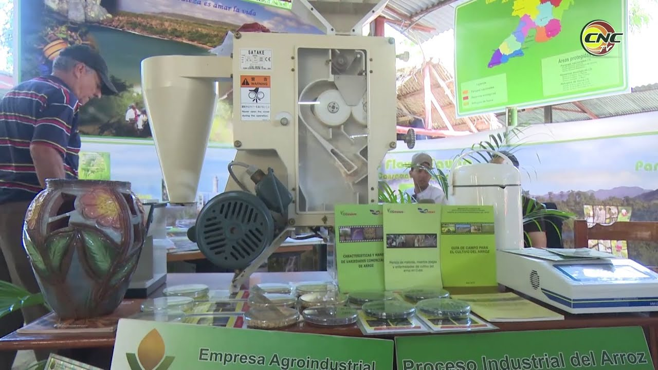 Exponen resultados de la ciencia y la técnica en Feria Agropecuaria de Granma