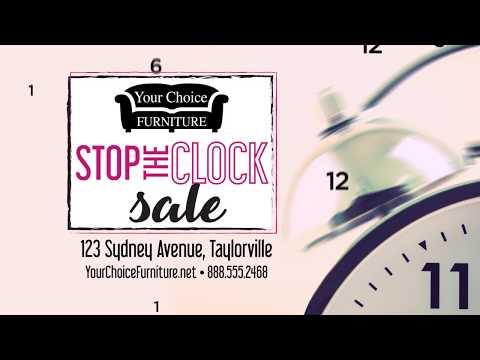 Stop the Clock - TV