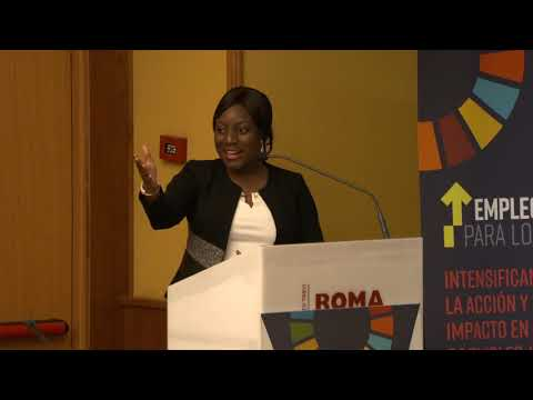 My quest for equal rights: A journey of growth and self-discovery - Rights and Voices of Youth conference
