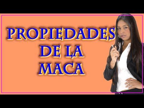Maca Peruviana le sue proprietà (spagnolo)