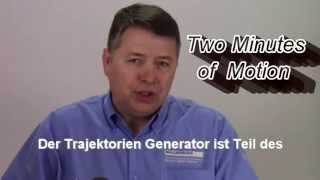 AKD BASIC Trajektorien Generator