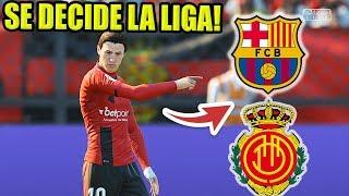 ÚLTIMO PARTIDO QUE DECIDE UNA LIGA!! | FIFA 19 Modo Carrera