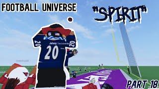 Football Universe Montage #18 I Spirit