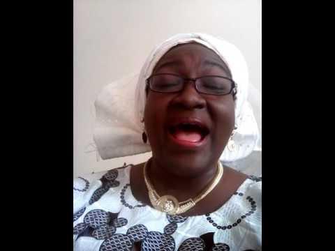 IBADAN NATIONAL ANTHEM by proudly M'esi o go Adeola Adepoju