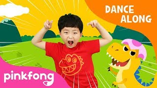 Baby T-Rex | Dance Along | Pinkfong Songs for Children