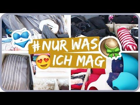 Unterwäsche, Schals & Mützen #NURWASICHMAG by Sissi