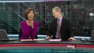 Global BC Sports Anchor Wins Lotto Home Draw, Live On Global BC