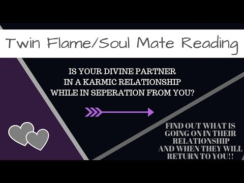 HEALING FROM YOUR PARTNER'S KARMIC RELATIONSHIP SITUATION