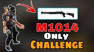 Only M1014 Short Gun Challenge || RIP AmitBhai || Garena Free Fire