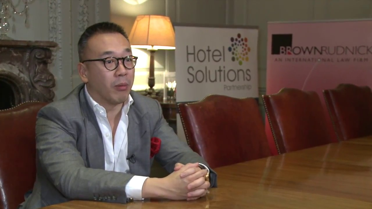 Hotel Branding interviews: Jason Kow, Queensgate Investments
