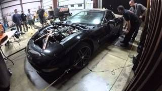 Henry turbo L33 C5 corvette tuning