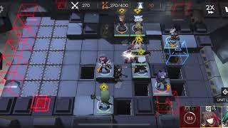 Projekt Red  - (Arknights) - Arknights - Lungmen Annihilation 2 (400 kills) E2 SilverAsh + Projekt Red