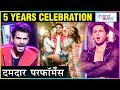 Kumkum Bhagya 5 Year Celebration | Shoaib Ibrahim,