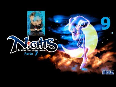 NiGHTS into dreams... parte 7 Jefe Final Claris y Elliot ANALISIS