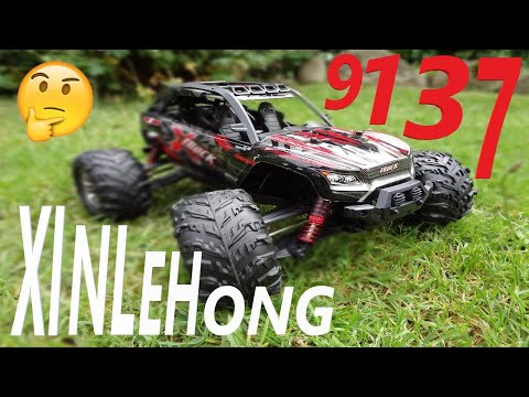 Xinlehong 9137 1/16 Scale Basher. Unboxing and Teardown. Banggood Special!