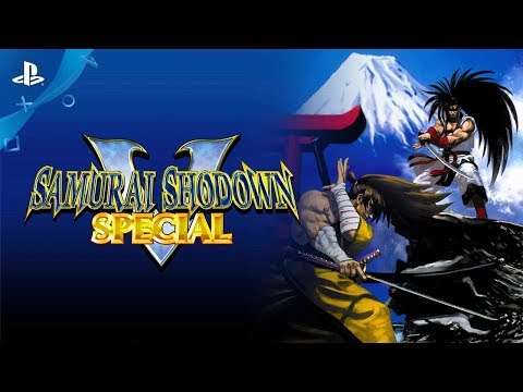 Samurai Shodown V Special - Launch Trailer | PS4 thumbnail