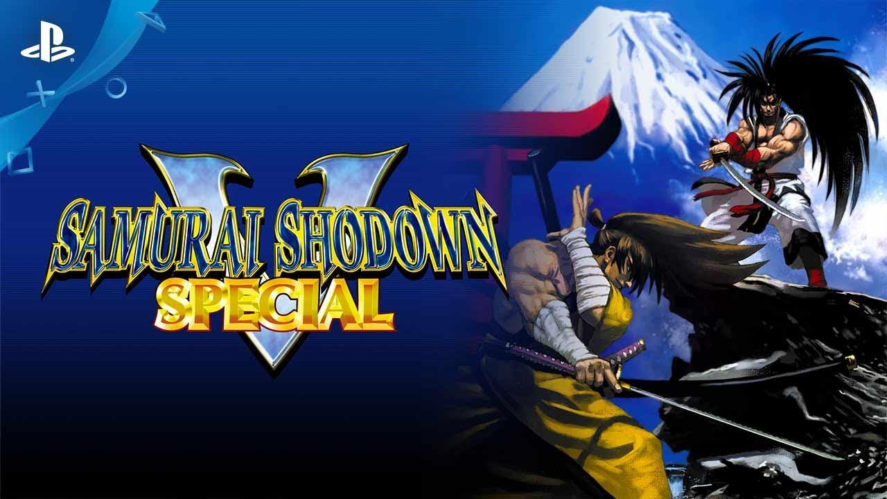 Samurai Shodown V Special Out Tomorrow on PS4, PS Vita