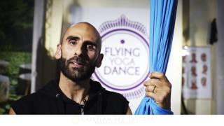 I principi del FLYING YOGA DANCE ® spiegati dal maestro Cristian Bevilacqua.