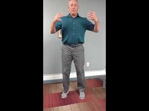 Stance Exercise For Reducing Pain