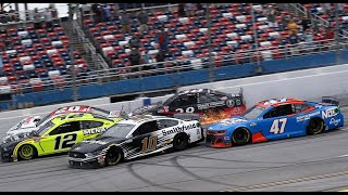 Recap: The GEICO 500 From Talladega In Five Minutes
