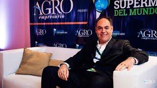 Rubén Galleguillo - Ministro Planeamiento e Industria de La Rioja