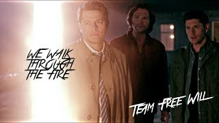 Team Free Will | We Walk Through The Fire