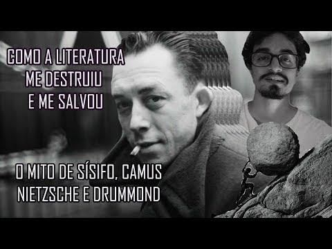Ler me DESTRUIU e me SALVOU ? O mito de sísifo, Camus ? Nietzsche e Drummond