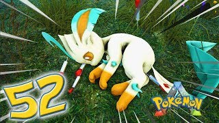 Leafeon  - (Pokémon) - LEAFEON RESCATE POKEMON #52   POKEMON ARK   TRUSH