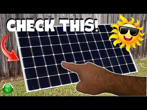 How To INCREASE Solar Panel Power Output!
