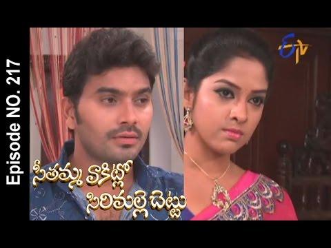 Seethamma-Vakitlo-Sirimalle-Chettu--16th-May-2016-–-Full-Episode-No-217