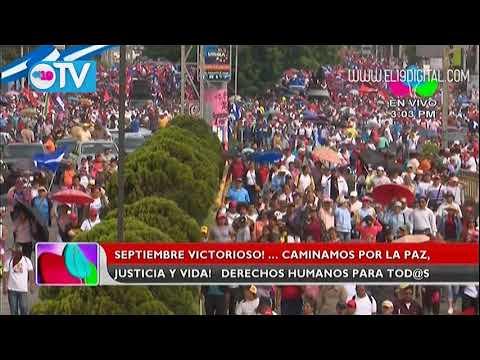 Pueblo amante de la paz continúa en las calles demandando justicia y vida
