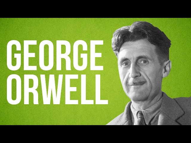 the early schooling and life of george orwell George orwell's best-known work (animal farm, nineteen eighty-four) emerged from painstaking investigation in the introduction to a groundbreaking volume of orwell's diaries, vf's late.